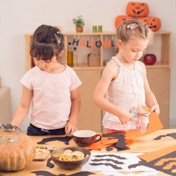 5 fantásticas manualidades de Halloween para niños