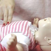 RCP o reanimación cardiopulmonar en bebés