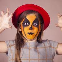 4 maquillajes de Halloween para el disfraz de tus hijos