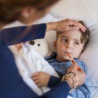 Faringitis, anginas y bronquiolitis en niños