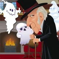Cuento de Navidad de Dickens ilustrado para niños