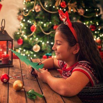 Manualidades de Navidad para hacer con los hijos