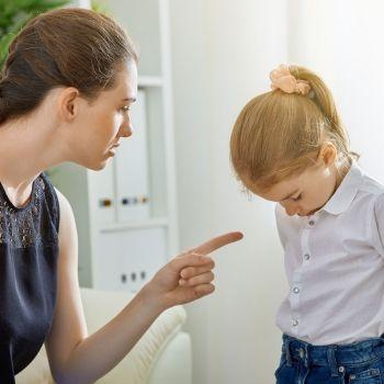 El límite entre disciplina y derechos del niños