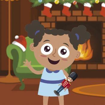 El Cascanueces. Cuento navideño para niños