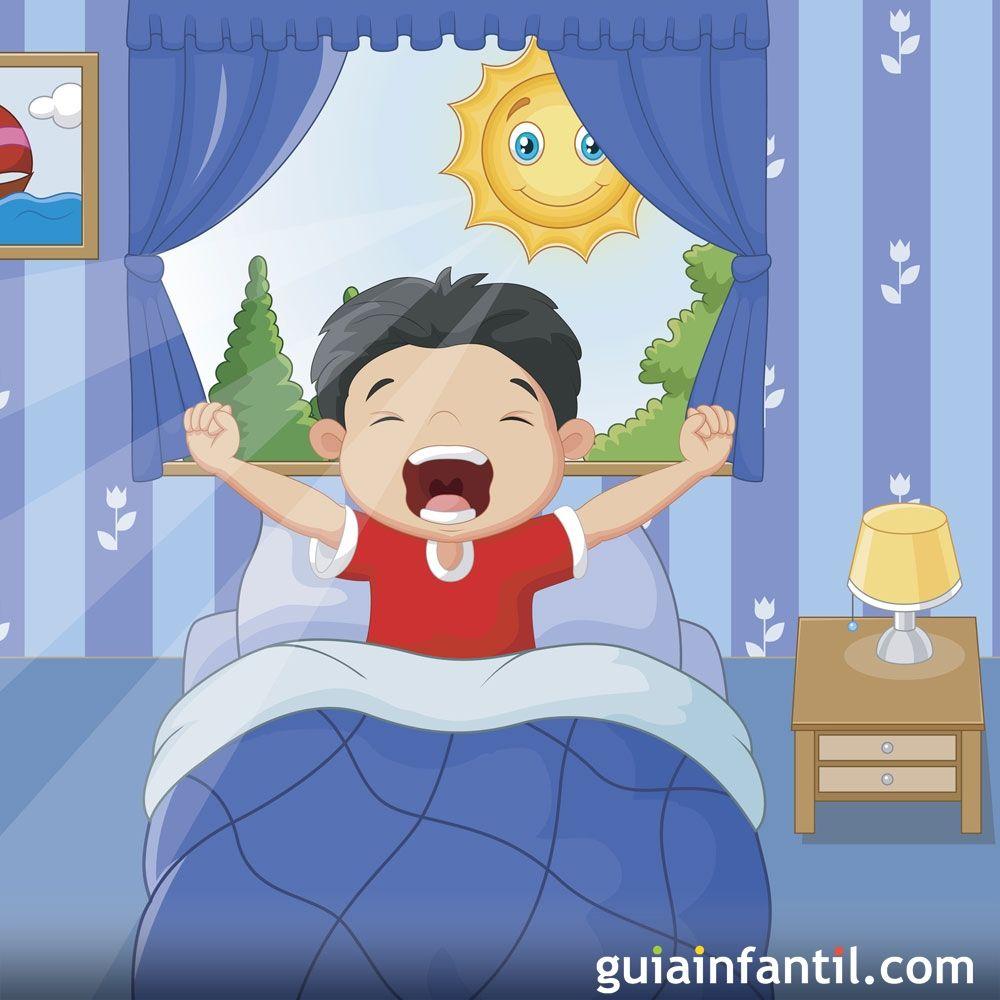 Buenos Días Canción Didáctica Para Los Niños