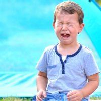 Por qué la frustración en buena para los niños