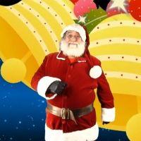 Campana sobre campana con Papá Noel. Villancico para Navidad