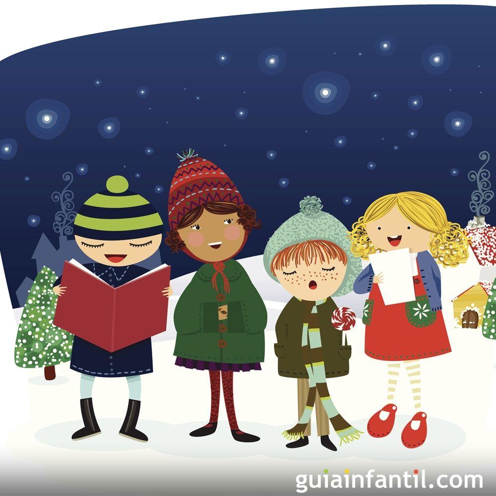 Villancicos en navidad