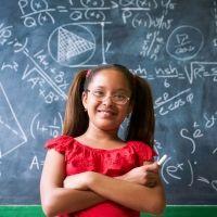 Tabla de Pitágoras para enseñar las tablas de multiplicar a los niños