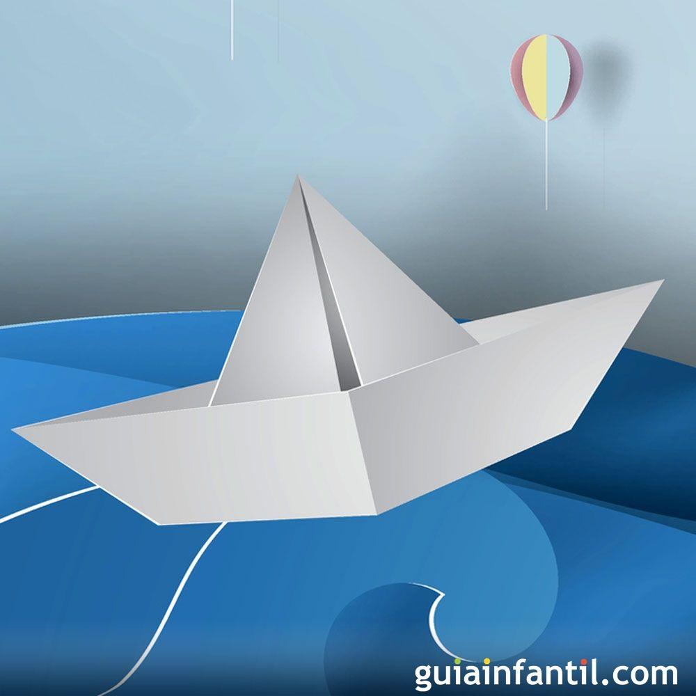 6 Figuras De Origami Sencillas Para Hacer Con Los Niños