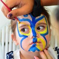 7 maquillajes sencillos para niños. Maquillajes para Carnaval