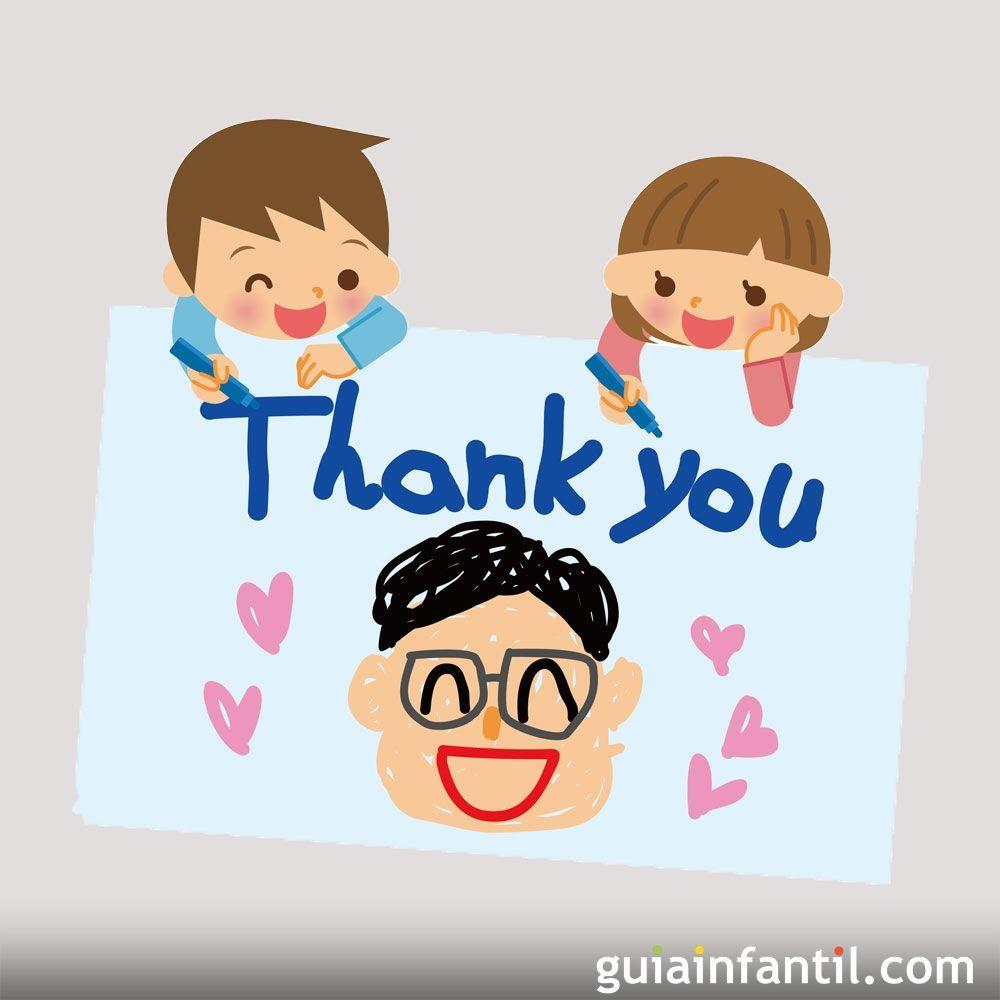 La gratitud. Cómo educar en valores a los niños