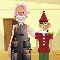 Pinocho. Cuento corto en vídeo para niños