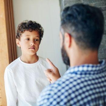 Cómo utilizar el No de forma positiva en la educación de los niños