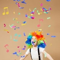 7 canciones de Carnaval para los niños