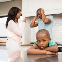 Cómo comunicar la separación de los padres a los hijos