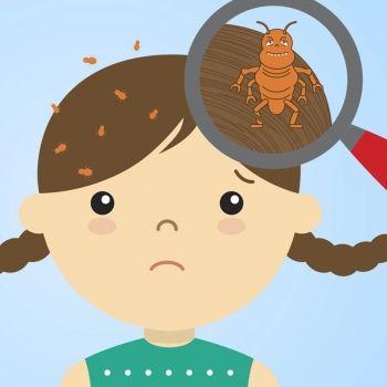 Cómo eliminar los piojos del pelo de los niños definitivamente