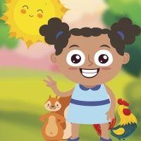 Itzelina y los rayos de sol. Cuento sobre el respeto para niños