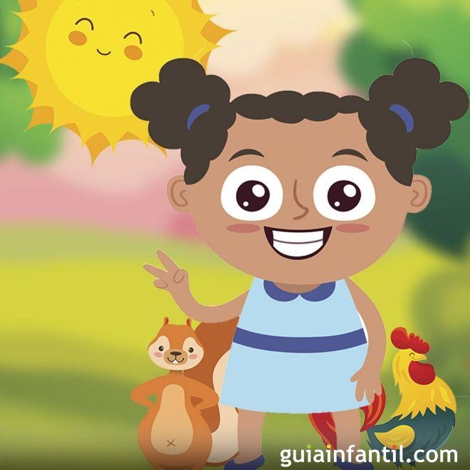 Itzelina Y Los Rayos De Sol Cuento Sobre El Respeto Para Niños