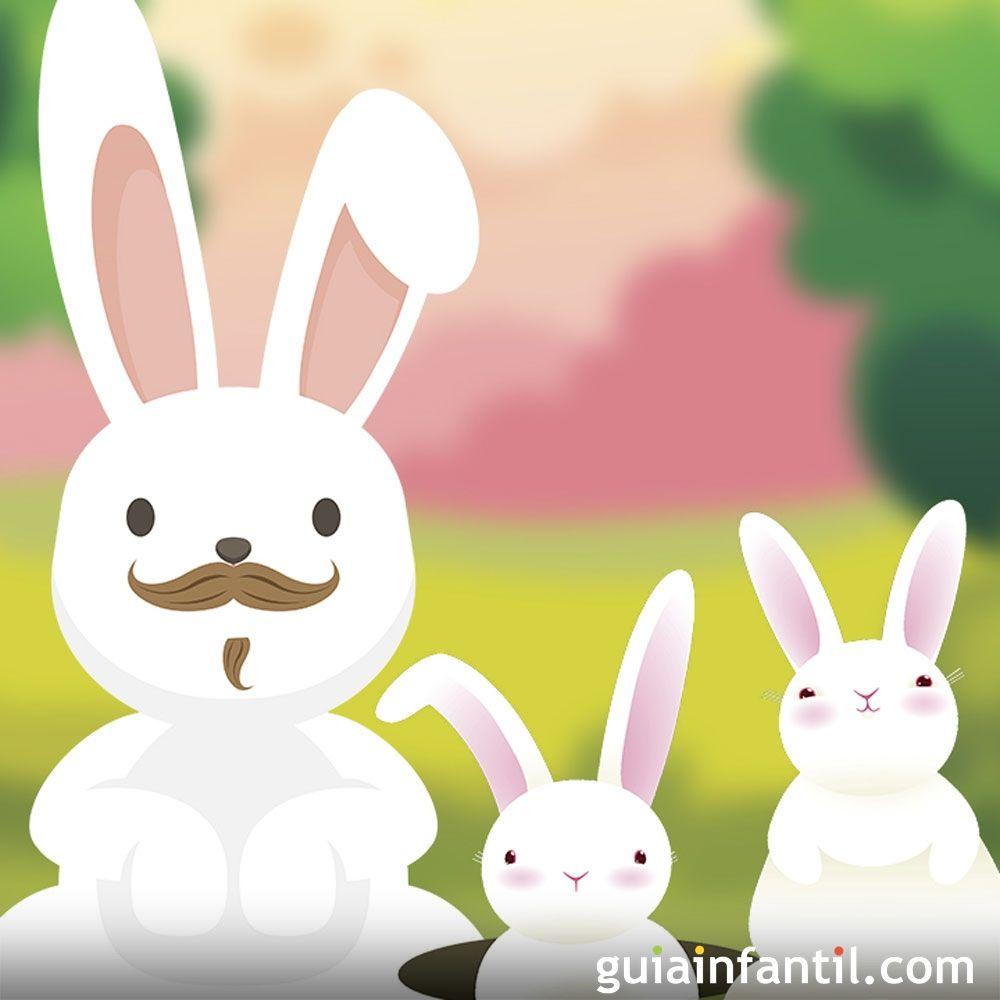 Cuento de Las conejitas que no sabían respetar. Cuentos para niños ...