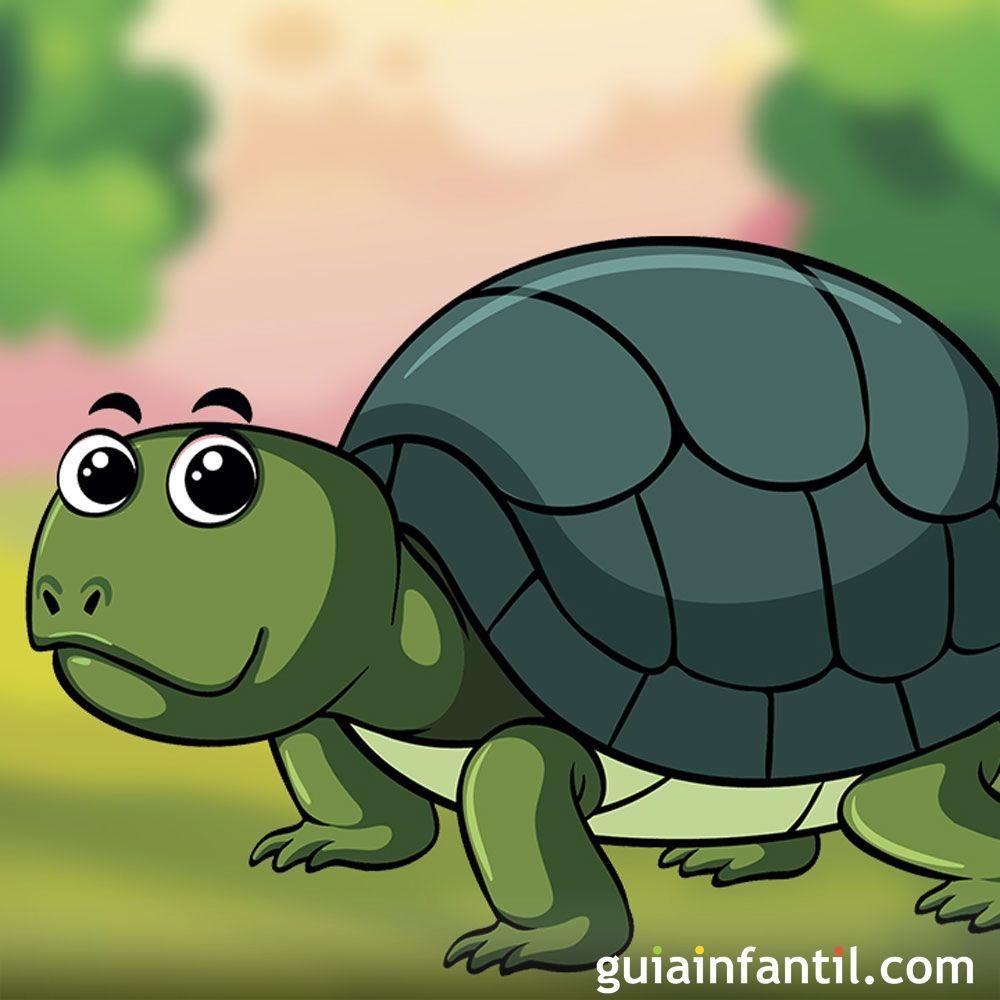 Uga la tortuga. Cuento infantil sobre el esfuerzo y la perseverancia