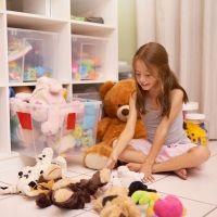 8 consejos para ordenar la habitación de los niños