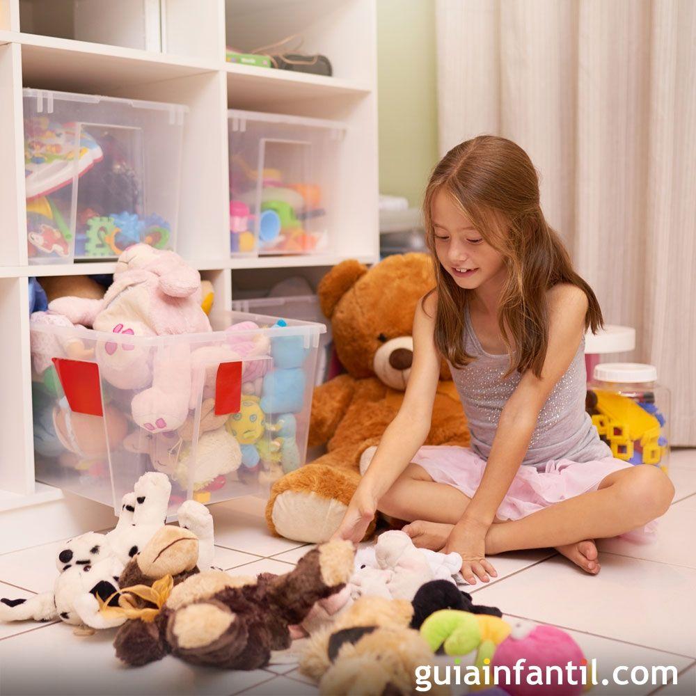 8 consejos para ordenar la habitaci n de los ni os - Organizar habitacion ninos ...