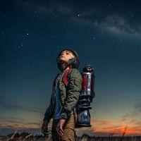 Preguntas de los niños sobre el espacio