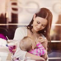 Cómo debe ser la alimentación de la madre lactante