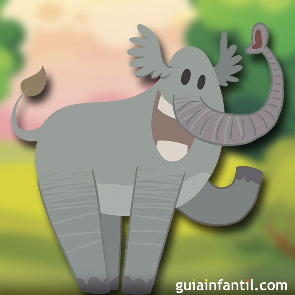 El Elefante Bernardo Cuento Con Valores Para Niños