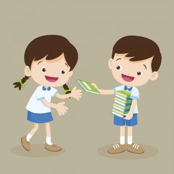 Consejos para enseñar la generosidad