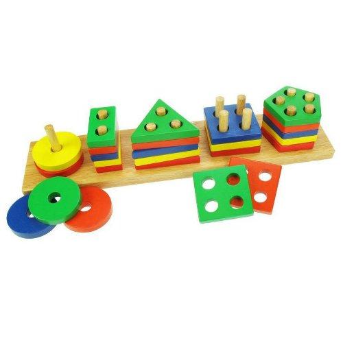 Los mejores juguetes educativos para niños de 2 años | Juguear