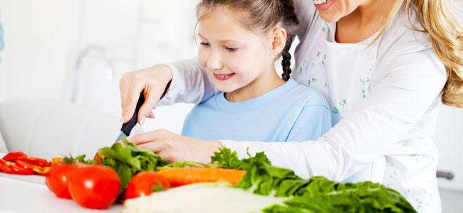 Pautas para evitar el sobrepeso en niños