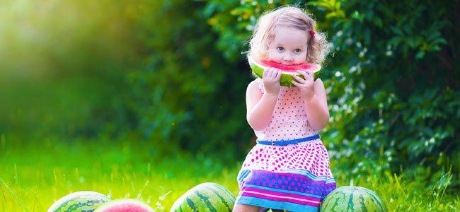 Decálogo de la alimentación infantil
