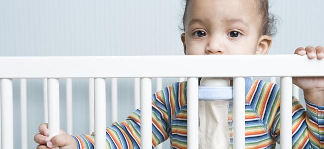 Alergia en los niños a la proteína de la leche de vaca