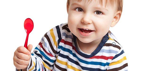Alimentación del bebé de 2 a 3 años
