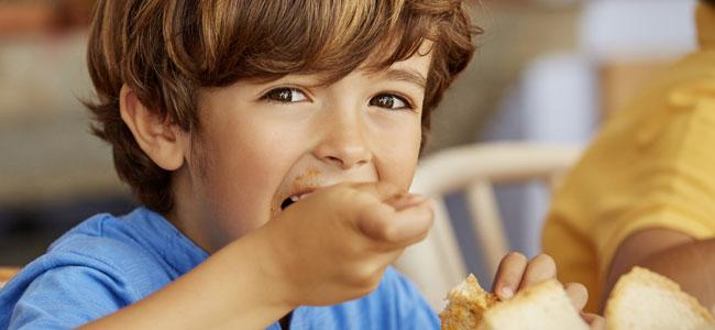 Alimentación para niños con epilepsia