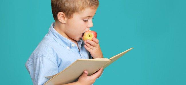 Alimentacion mejora las habilidades para leer