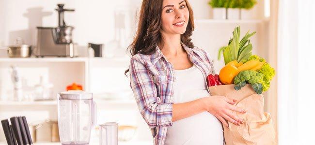 Alimentos para la embarazada con diabetes