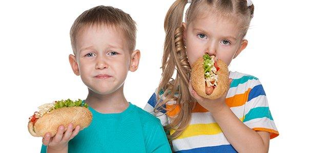 Alimentos malos para una buena digestión
