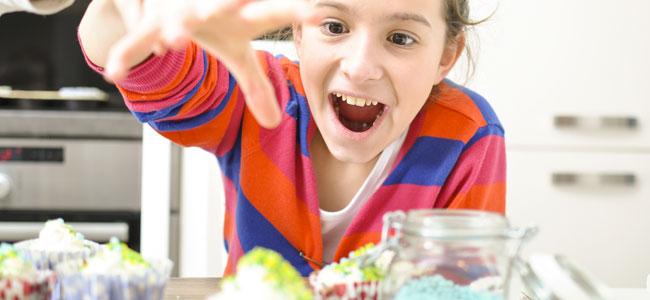 La comida no debe ser premio o castigo con los niños