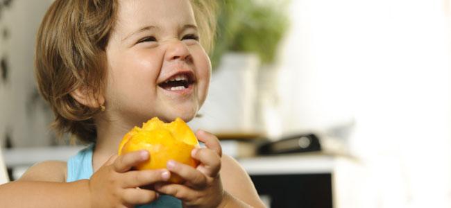 Alimentos estrella para los niños en verano