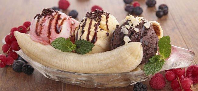 Banan split