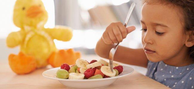 Como reducir el colesterol en ninos