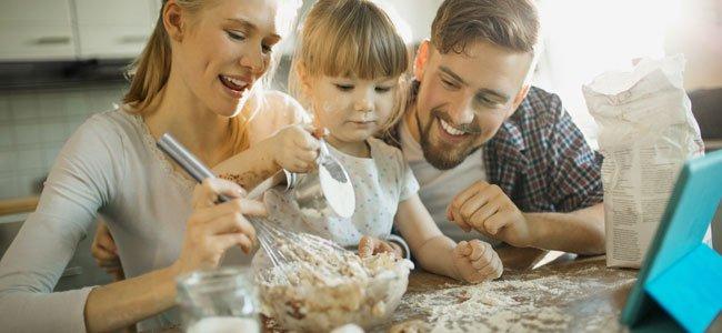 Colorantes naturales sanos para toda la familia