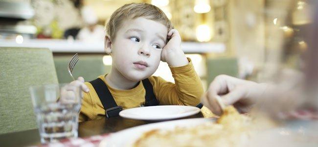 La intolerancia al gluten de los niños