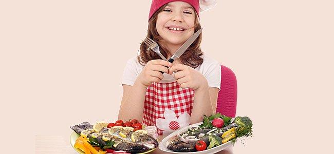 Qué hacer para los niños coman de todo