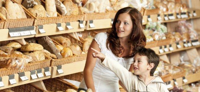 La compra de comida sin gluten es más cara.