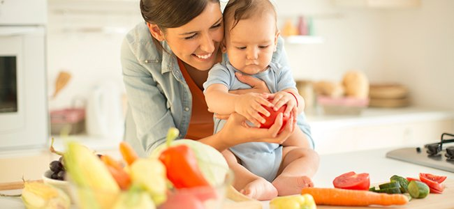 Conservar las vitaminas de los alimentos