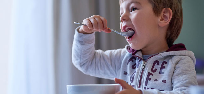El desayuno de los niños en la vuelta al colegio, consejos